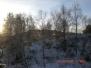 Åssiden Borettslag vinter 2008